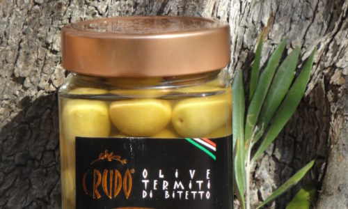"""Termite di Bitetto"" olives"