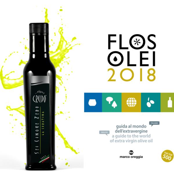 Premio Flos Olei 2018